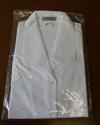 896 Grande Tailles Neuf Sheego Chemisier Femmes Taille 40-58 blanc 358