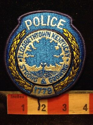 Elizabethtown Kentucky Police Shoulder Patch 73C4