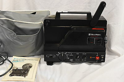 Bell & Howell MX40z Super-8/Standard 8mm Film & Sound Pojector