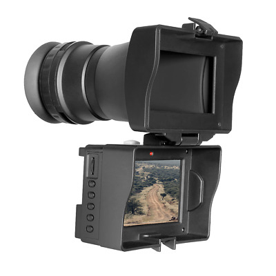 F&V SpectraHD 4 EVF HDMI & SDI Kit included Loupe