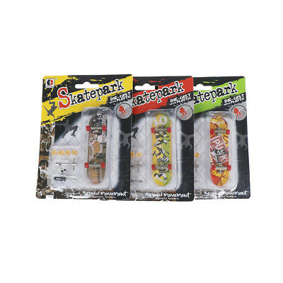 Finger Board Tech Deck Truck Skateboard Boy Kid Children Party Toy Hot! FF