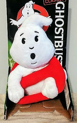 Underground Classic Ghostbusters Talking Ghost Plush Doll Toys Original Movie