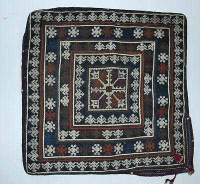 Antique Turkish Embroidery Bag