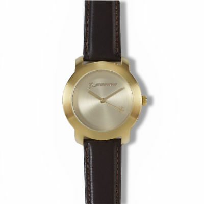 Boeing Gold Rotating Airplane Watch, Men's, Commercial Aviation  BOE-0138MG