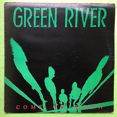 Green River - Come On Down - Homestead Records HMS-031 Ex Condition A1/B1
