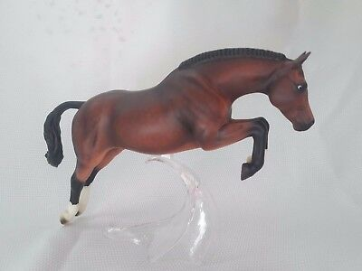 New Breyer Enchanted Forest Show Pony #1423 on Newsworthy mold.
