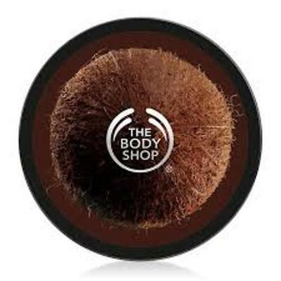 The Body Shop Coconut Body Butter - 50ml ideal for travel