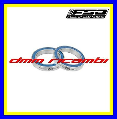2 Cuscinetti Inox FSA MR190 6806-2RS movimento centrale Bici BB30 PF30 30x42x7