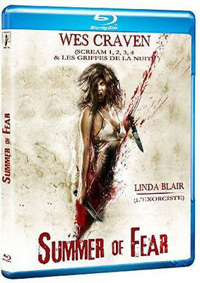 Summer of Fear NEW Classic Blu-Ray Disc Wes Craven Linda Blair L.Purcell J.Slate
