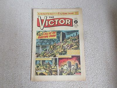 THE VICTOR COMIC No 55 MARCH 10th 1962 THE CALL OF THE HUNTING HORN.