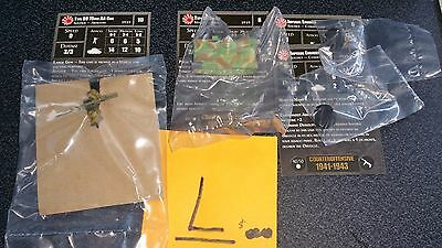 L Axis & Allies Counter Offensive Japan 88 75mm 95 Ha-Go 2x Engineer