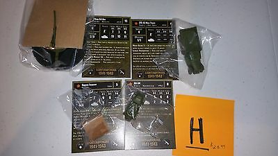 H Axis & Allies Counter Offensive Russian 85mm ZIS-42 Guards Inf BA-64