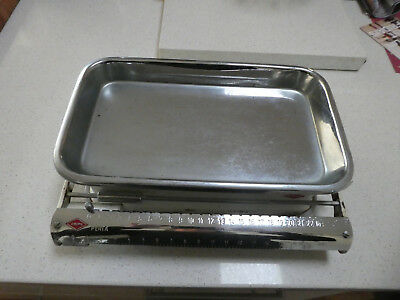 "Krups Vintage Kitchen Scales, Made In Germany ""perla"" Fair Condition"