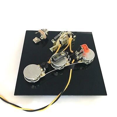 Stratocaster Strat Wiring Harness (Blend control)