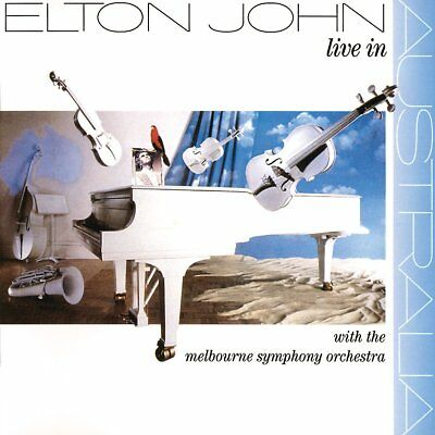 Elton John - Live In Australia Live, , Import (CD)