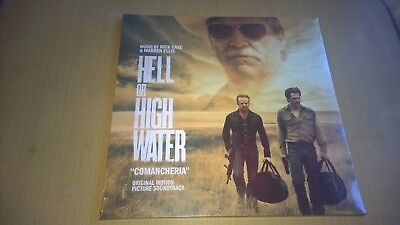 NICK CAVE WARREN ELLIS - Hell Or High Water - OST SOUNDTRACK LP NEW SEALED