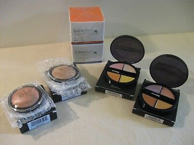 Avon Face Creams And Make-Up Lot - Nutraeffects / Bronzers / Concealers