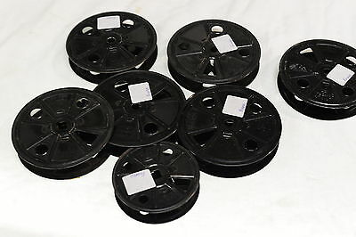 "3 1/2"" 16mm Film Take-up Spool - Metal ( Movie Projector Type)"