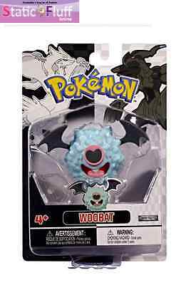 Pokemon Black and White Single Figure Woobat  (Jakks Pacific) Anime
