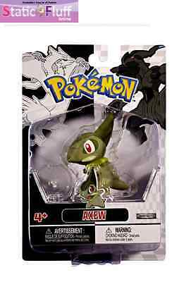 Pokemon Black and White Single Figure Axew (Jakks Pacific) Anime
