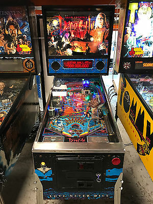 Dracula Pinball Machine Pinballking