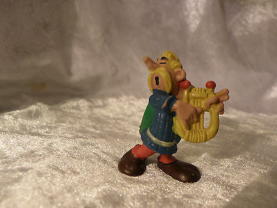 Asterix And Obelix Bully 1974 Troubadix 43 Year Old Treasure Nice
