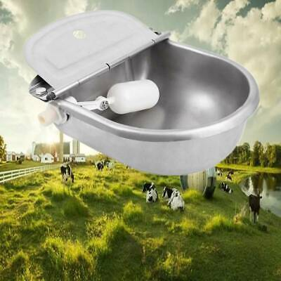 Automatic Farm Grade Goat Sheep Horse Cattle Dog Stainless Waterer Water Stock