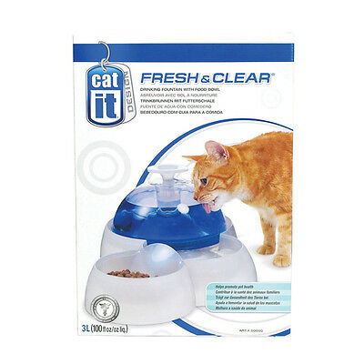 Catit water-fontain Fontaine pour chats ou kl. CHIENS, NEUF