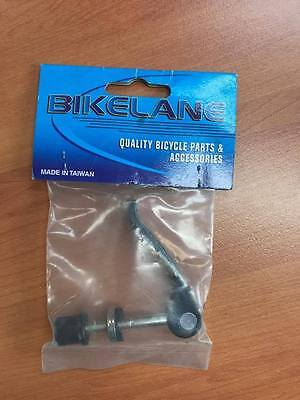 Alloy Quick Release Bicycle Bike Seat Post Clamp Seatpost Skewer Bolt