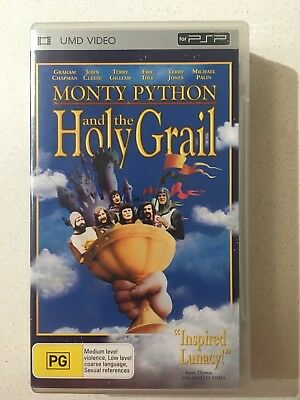 Sony Playstation Portable PSP UMD Movie - Monty Python and the Holy Grail
