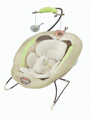 Fisher-Price My Little Snugabunny Deluxe Bouncer