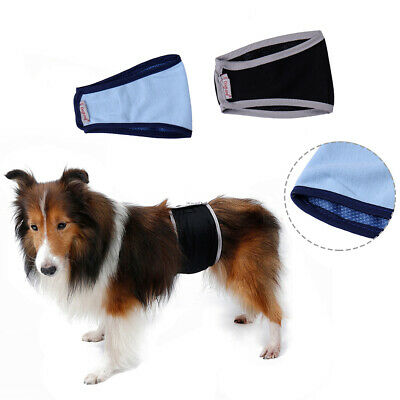 Male Dog Puppy Nappy Diaper Belly Wrap Band Sanitary Pants Underpants XS`XL Hot