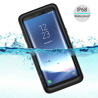 Waterproof Shockproof Hybrid Rubber TPU Phone Case Cover For Samsung Galaxy S8 +