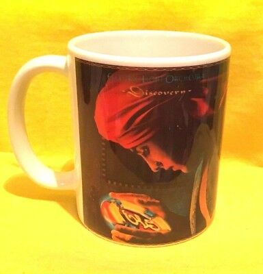 Electric Light Orchestra Discovery 1979 -Album Cover- On A Mug