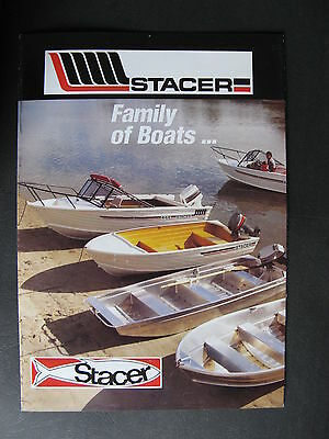 Stacer Boat FOLDOUT  Catalogue