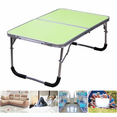 Portable Folding Laptop Table Computer Reading Bed Stand Tray Desk Adjustable