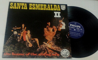 "Santa Esmeralda Starring Jimmy Goings""The House Of The Rising Sun""LP 9120285 ITA"