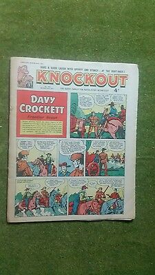 Comic. Knockout # 944. 30 March 1957.
