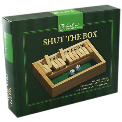 Shut The Box, New Arrivals, Brand New