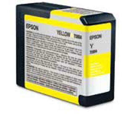 Epson America - T580400 - Yellow UltraChrome Ink Cart.