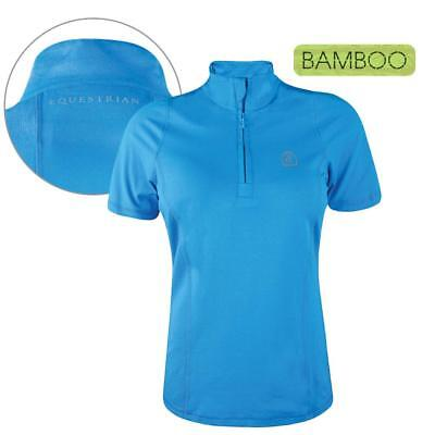 50% OFF ! Womens Thomas Cook Equestrian Bamboo Polo