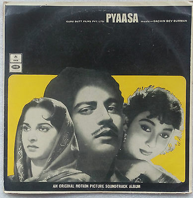 Bollywood LP Pyaasa (MOCE 4010)