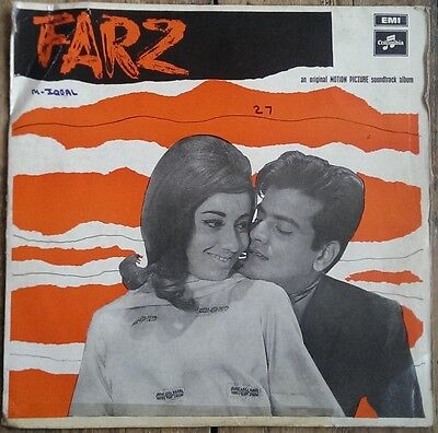 Bollywood LP Farz 33ESX 14020