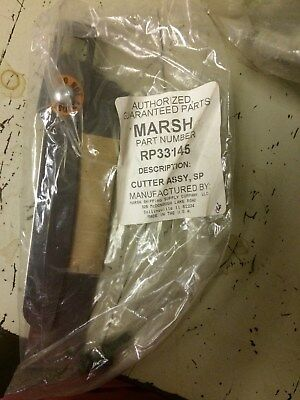 Marsh part # RP33145 Tape Machine Cutter Assembly
