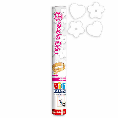 Cannone Tubo Sparacoriandoli OGGI SPOSI Big Party 30 cm Art 50150