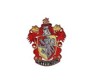 Harry Potter ecusson brodé Blason Ecole Gryffondor Gryffindor school patch