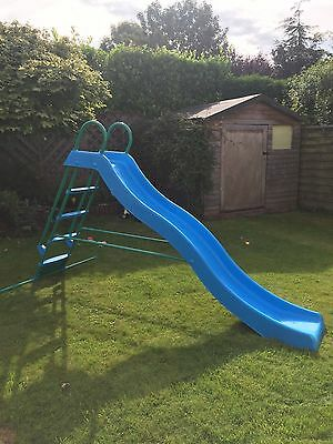 AMAZING Chad Valley Large Wavy 9ft Outdoor SLIDE | Excellent Condition RRP £109