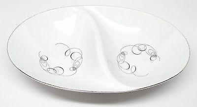 Sango - Contemporary - Oval Divided Vegetable Bowl - #6504