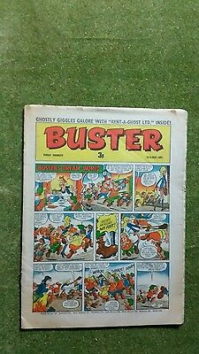 Comic. Buster 15 June 1971.