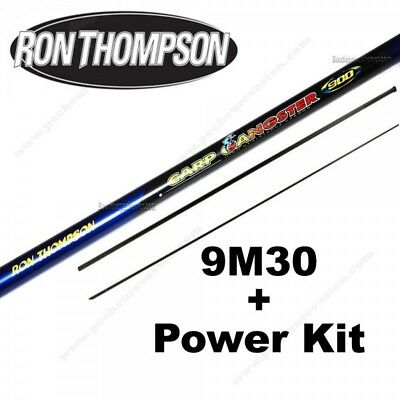 Canne Coup Carpodrôme Carp Gangster Pole Ron Thompson 9M30